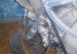 Пожар из-за стиральной машины