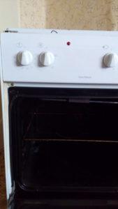 Ремонт печки Дарина - замена переключателя духовки